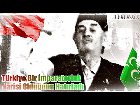 (K521) Türkiye Bir İmparatorluk Varisi Olduğunu Hatırladı, Üstad Kadir Mısıroğlu