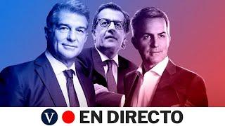 DIRECTO: Elecciones a presidente del F.C.Barcelona