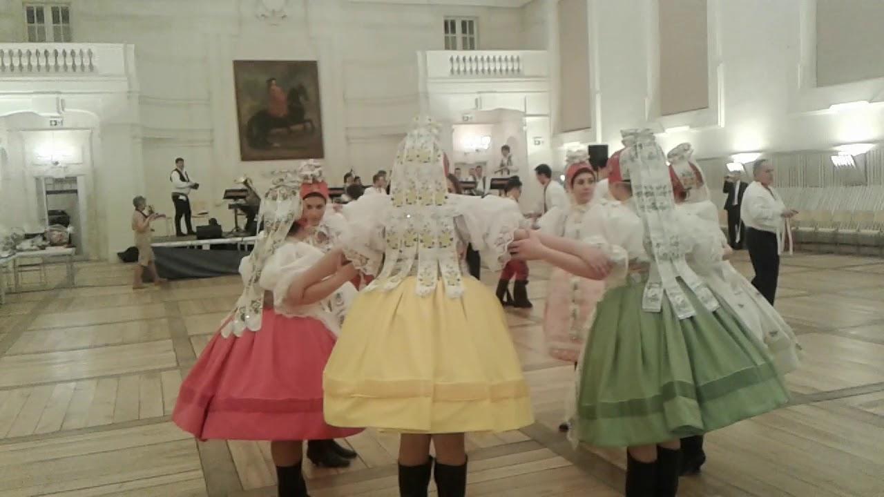 Krojovy ples 3.-4.2.2018 Valtice