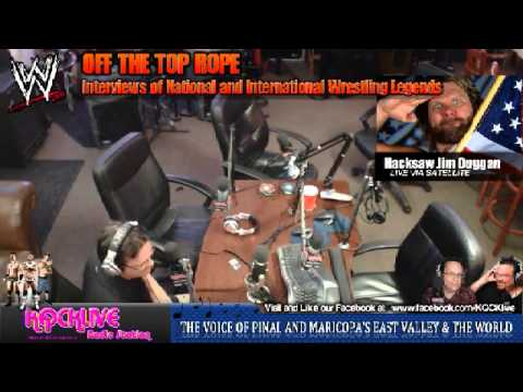 Arizona Best Radio Stations KQCK USA & Costa Rica  Off the Top Rope