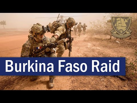Commando Hubert & the Burkina Faso Mission | May 2019