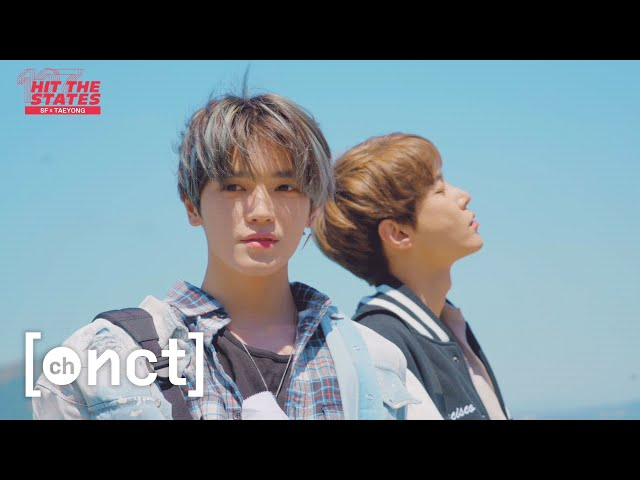 TAEYONG X SF : Chilling & Mukbang in PIER 39 (Feat. DY) | NCT 127 HIT THE STATES