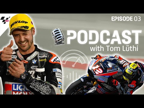 Last On The Brakes: Lüthi: a David and Goliath story | The Official MotoGP™ Podcast
