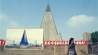North Korea's 'Hotel of Doom' shows signs of activity