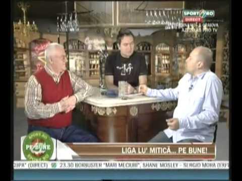 Pe Bune. Radu Banciu/Mihai Mironica. Invitat: Dumitru Dragomir.