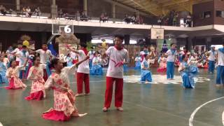 Sakuting - Filipino Native Dance, Performed by: SJI (St. John