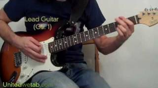 AC DC - You Shook Me All Night Long Guitar Cover