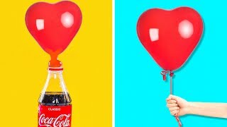 15 EASY SCIENCE TRICKS THAT LOOK LIKE PURE MAGIC