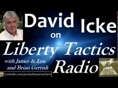 David Icke Liberty Tactics Radio 07-06-12 Police State, Olympics, Cult of Saturn