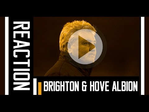 The Tigers V Brighton & Hove Albion | Reaction With Steve Bruce | 16th February 2016
