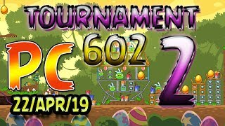 Angry Birds Friends Level 2 PC Tournament 602 Highscore POWER-UP walkthrough #AngryBirds