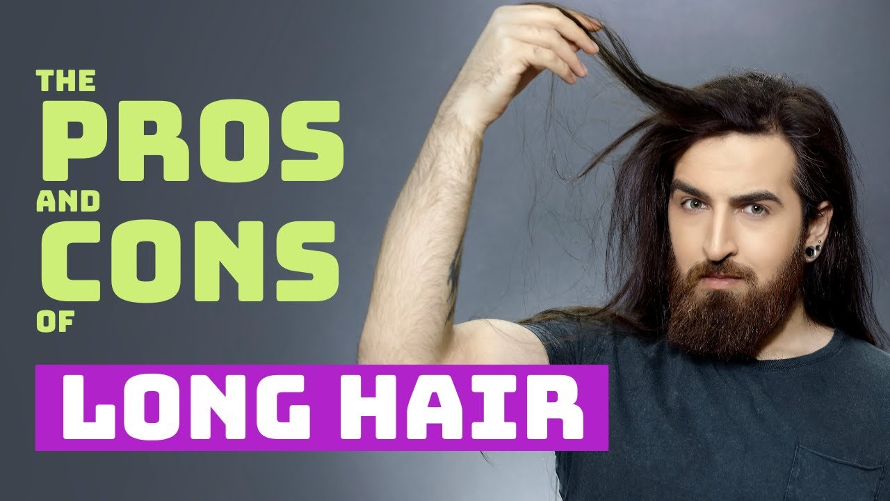 Man should hair long a have What Does