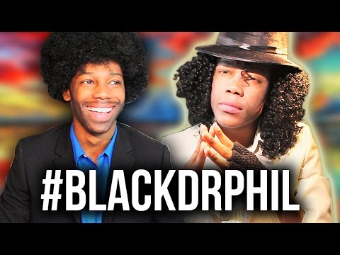 Black Dr. Phil (Ep. 3) - Michael Jackson's First Afterlife Interview