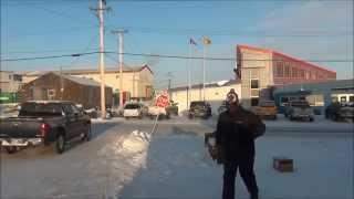 Nunavut 2014 (Pt. 14) - Rankin Inlet, Nunavut - Tour #1