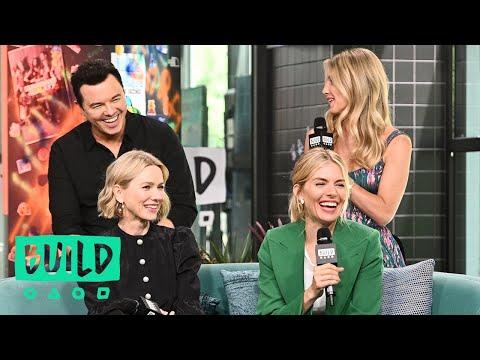 "Naomi Watts, Sienna Miller, Seth MacFarlane & Annabelle Wallis On ""The Loudest Voice"""