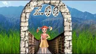 Зоопарк для малышей. Читаем стихи Маяковского