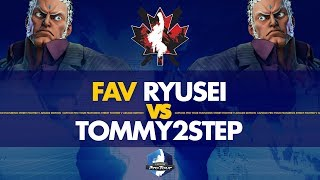 FAV Ryusei (Urien) VS  Tommy2Step (Urien) - Canada Cup 2019 Pools - CPT 2019