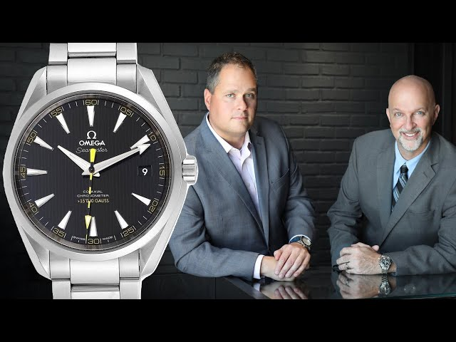Best Omega Aqua Terra Watches Review | SwissWatchExpo [Watch Review]