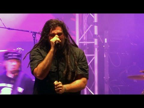 Ill Niño - Te Amo...I Hate You (Live) - Sylak Open Air 2015, FR (2015/08/08)