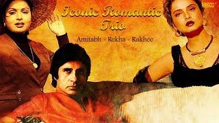 Superhit Lata Mangeshkar & Kishore Kumar Romantic Duet | Amitabh Bachchan  | Apney Pyar Ke Sapney
