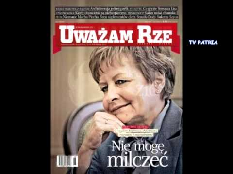 """Makowski śpiewa o """"Uważam Rze"""""""