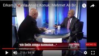 Vefat yıl dönümü münasebeti ile Mehmet Ali Birand ile yaptığım program   7.12.2012