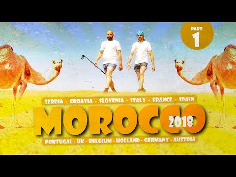 Trip to Morocco 2018 part 1