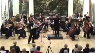 Рихард Штраус Концерт 2 для Валторны с оркестром 20 06 2015 Оркестр Павла Опаровского