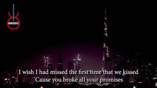 Jar of Hearts (acoustic karaoke) - Christina Perri