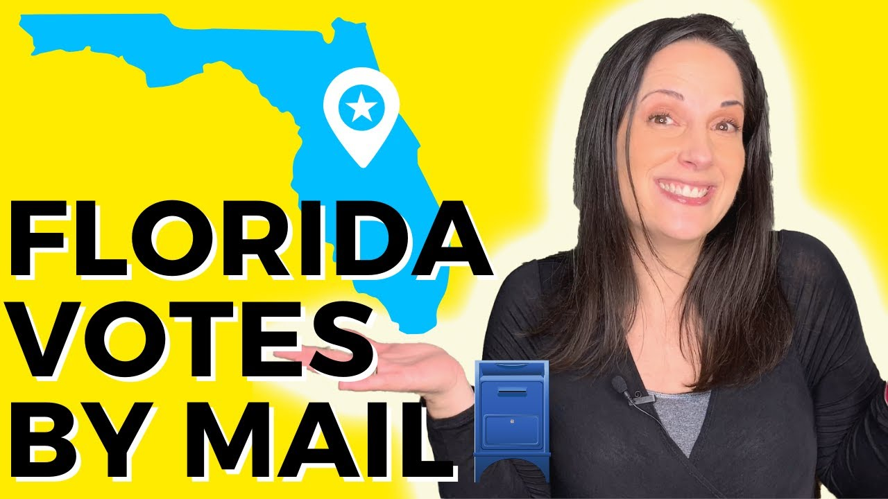 How to vote by mail in Florida in 2020