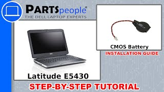 DBTLAP Portatile cmos Batteria per dell Latitude E5430 CMOS RTC Batteria