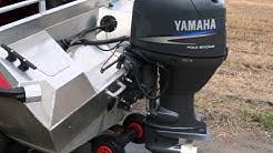 Myydään: Buster L - 03/04 + Yamaha 50HP 4-tahti