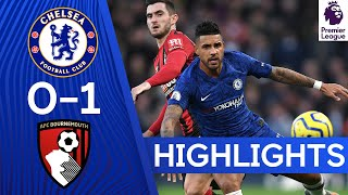 Chelsea 0-1 Bournemouth | Premier League Highlights
