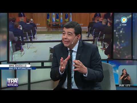 Irma Argüello analiza la primera reunión bilateral entre Macri y Bolsonaro  | #TPANoticias