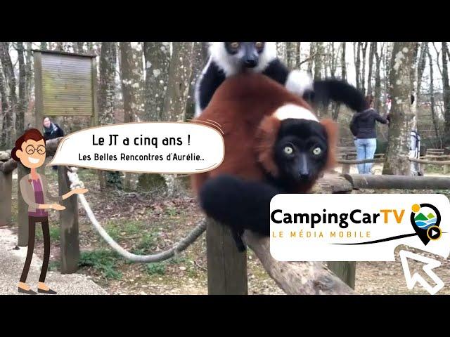 Tourisme en camping-car - La Vallée des Singes