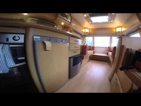 UK caravan - our new home