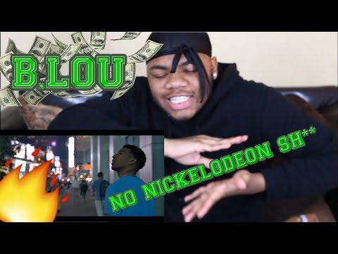 Download B. LOU - TIME (OFFICIAL MUSIC VIDEO) (REACTION)