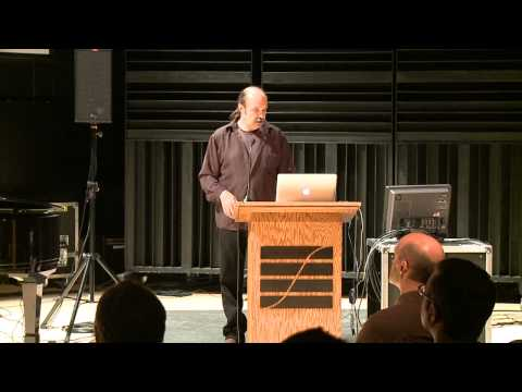 Perry Cook - A (not so) Brief History of Laptop Orchestras and Ensembles