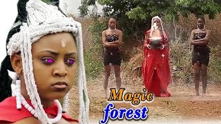 MAGIC FOREST 12 - Regina Daniels 2019 Latest Nigerian Nollywood Movie ll Epic movie