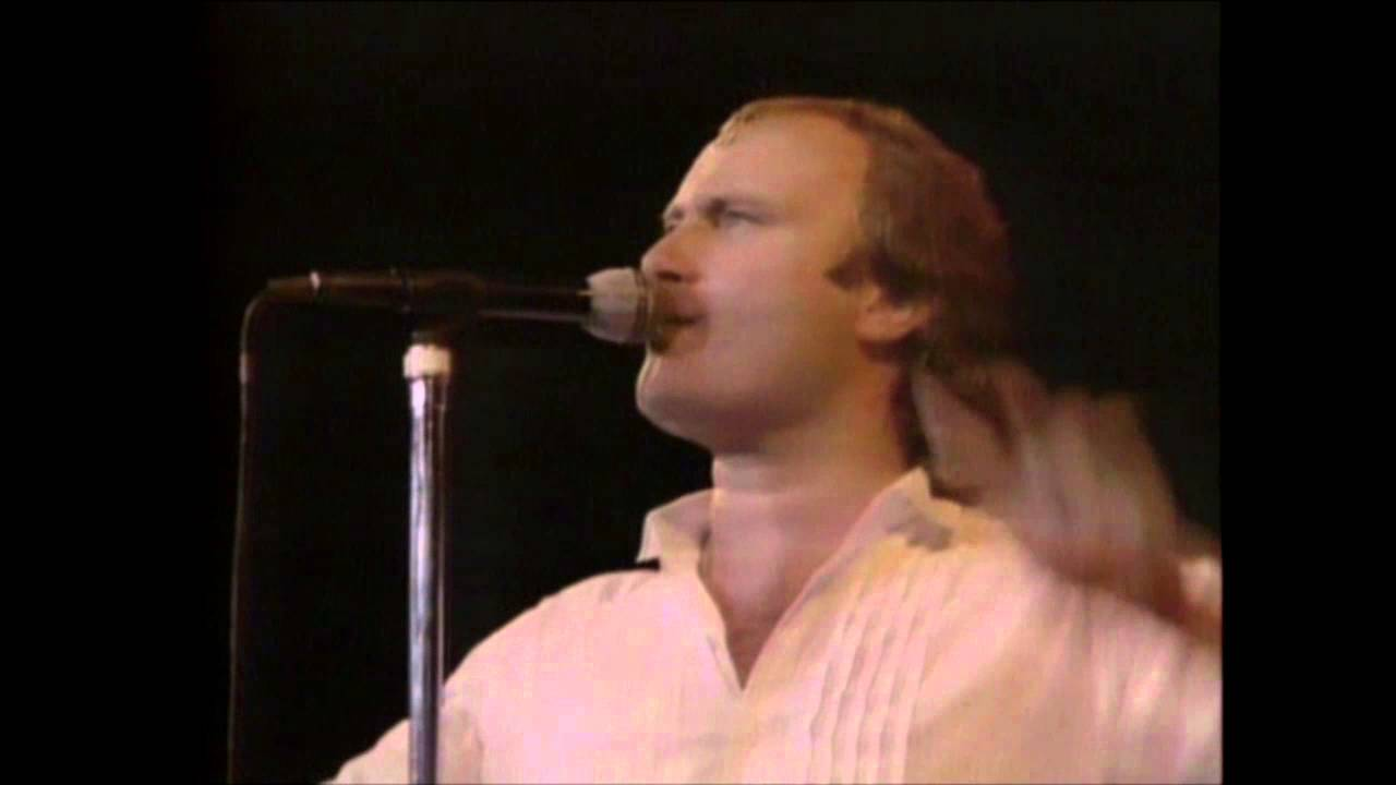 Phil Collins - Who Said I Would (Live 1985) (Promo Only)