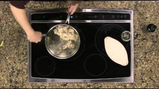 Chicken Zucchini Pasta - Thursday, April 23, 2015