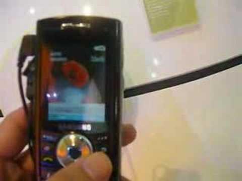 Samsung i310 - Smartphone with 8GB Hard Drive