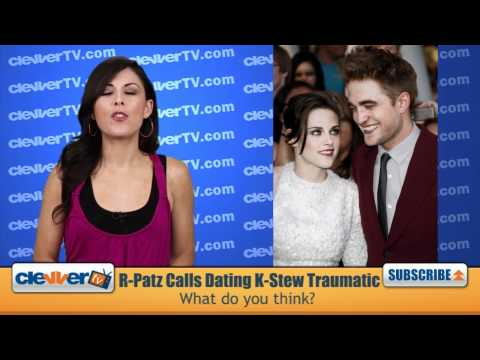 who is robert pattinson dating 2012