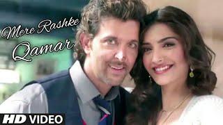 Mere Rashke Qamar Tune Pehli Nazar (Full Video) Song | Hrithik Roshan & Sonam Kapoor | Junaid Asghar