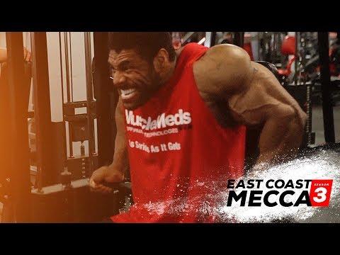 Nathan De Asha Hardcore Training To Eat The Competition Alive | East Coast Mecca (Season 3) Mp3