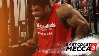 Nathan De Asha Hardcore Training To Eat The Competition Alive | East Coast Mecca (Season 3)
