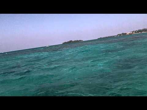 Negril Jamaica on a Jet Ski