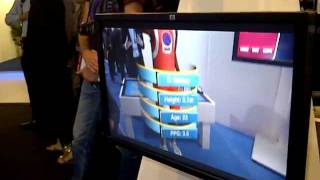 Great Graphics software for Live TV presenter: How to show sport, internet, news #IBC2011