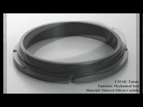 CM SiC Taissic | Sintered Silicon Carbide | Advanced Ceramics