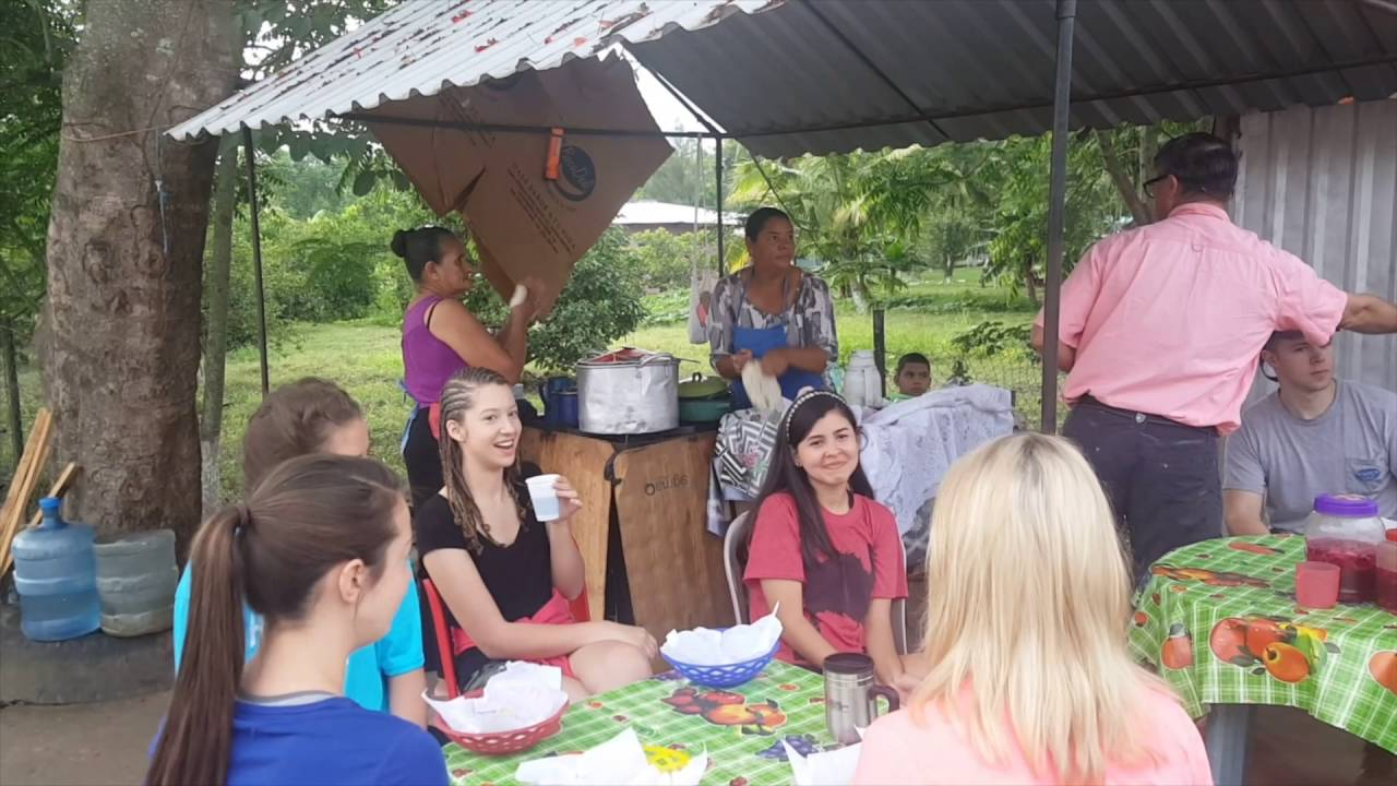 Honduras Mission Trip 2016 (Siguatepeque Recap) - YouTube